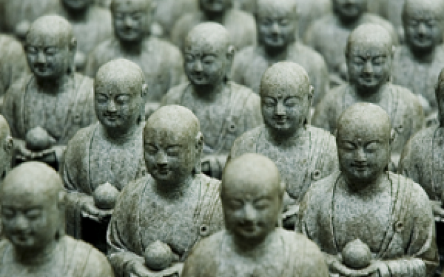 Buddha Statues by Christian Kitazume Japan All rights reserved