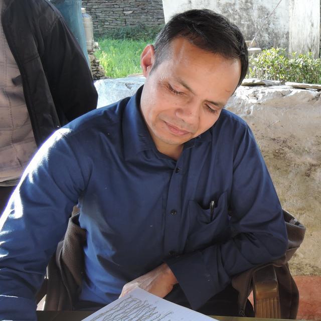 Krishna Adhikari